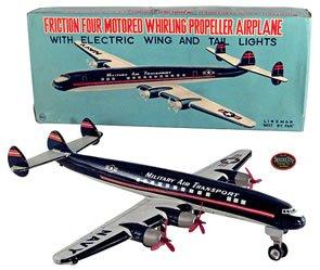 Linemar Airplane