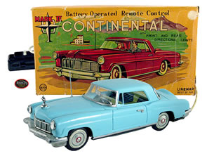 Mark II Continental