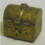 SIXTEENTH CENTURY BOX OF TRICKS FETCHES £10K