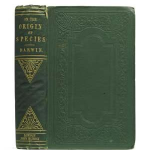 First Edition of Charles Darwin's 'On the Origin of Species' Auctions for $170,569