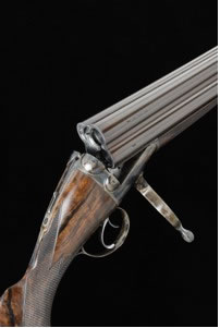FINE EXAMPLES BY LONDON GUNMAKERS OFFERED IN SALE OF  MODERN & VINTAGE SPORTING GUNS