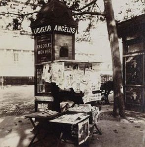 Photographs by Eugene Atget to be Auctioned at Sotheby's