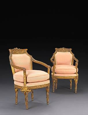 Notable Performances Mark European Furniture & Decorative