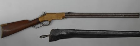 E. HOWARD BOSTON ASTRONOMICAL OBSERVATORY REGULATOR BRINGS $52,900 AND VINTAGE HENRY RIFLE HITS $48,300 AT AUGUST SALES HELD BY COTTONE AUCTIONS