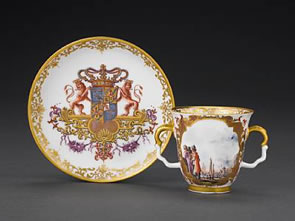 Bonhams to Auction White Gold: One of the Finest Collections of Meissen in the World