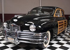 Sam Garrett Collection to be offered at Classic California Car Auction