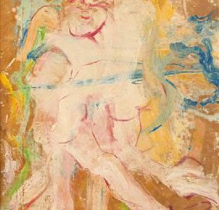 De Kooning and Iconic Lalanne Sheep for Bonhams New York Auction