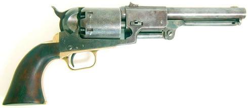 1858 Colt Dragoon