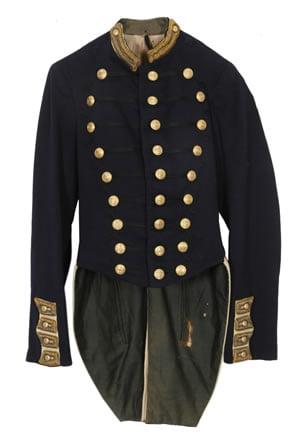 Civil War officer Coat