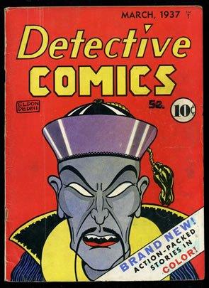 Detective comic
