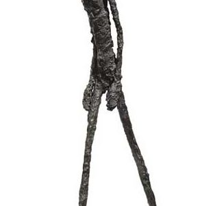 Sotheby's to Auction Sculpture by Alberto Giacometti, L'Homme qui Marche I