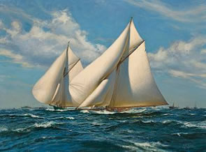 Maritime Paintings and Decorative Arts for Bonhams New York Auction