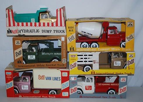 Ertl trucks