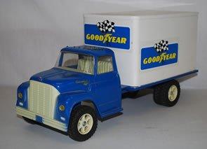 Goodyear truck