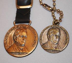 John Deere medals