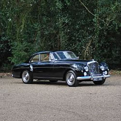 Bonhams Oxford Car Sale Opens UK Motoring Auction Season