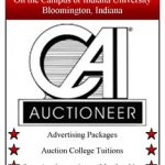 TOM PERRY OF TOM'S AUCTIONS & APPRAISALS IN SUFFOLK, VA., IS WORKING TOWARD HIS CAI DESIGNATION OFFERED BY THE NAA, AND LOOKS FORWARD TO THE CAI FUN AUCTION MAR. 23 AT INDIANA UNIVERSITY IN BLOOMINGTON