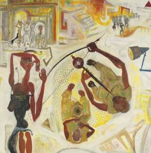 Christie's to Auction Masterpieces from the Collection of Dr. Mohammed Said Farsi