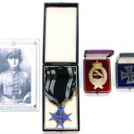 RARE GROUP OF THREE DISTINGUISHED AWARDS GIVEN TO WORLD WAR I GERMAN ACE ADOLF RITTER VON TUTSCHEK HITS $28,250 AT SOLDUSA.COM