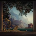 Maxfield Parrish Artworks to Highlight Christie's Auction