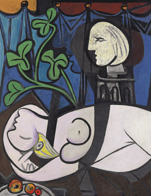 Picasso Painting Sets Record at Christie's
