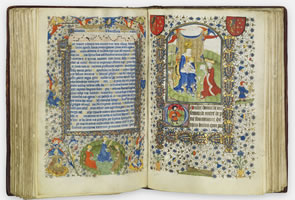 Christie's to Auction Valuable Collection of Illuminated Manuscripts