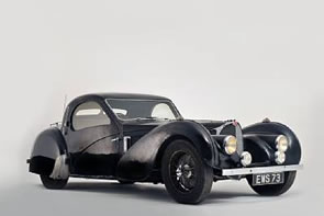 Bonhams Auctioneers Announces Partnership with Bugatti Owners Club