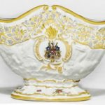 White Gold Fine Meissen and Sevres to be Auctioned at Christie's