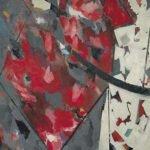 Nejad Melih Devrim Painting for Sotheby's Auction