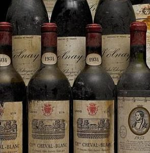 Sir Oswald Mosley Wine for Auction at Bonhams