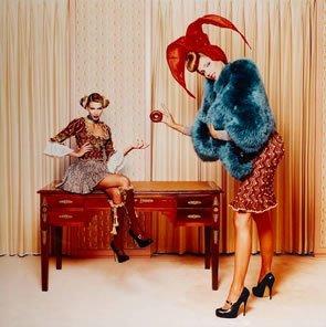 Vivienne Westwood Fashion Picture for Bonhams First Photography Auction