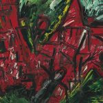 Francis Newton Souza Paintings for Christie's Auction