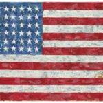 Jasper Johns Flag Auctions for $28.6 Million at Christie's