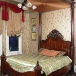 MONUMENTAL ROSEWOOD ROCOCO ¾ TESTER PLANTATION BED BY P. MALLARD (CIRCA 1850) BRINGS $40,320 AT STEVENS AUCTION, MAY 1st