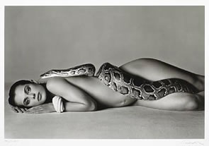 Work by Richard Avedon, Edward Weston, and Helmut Newton for Bonhams New York Fine Photography Auction