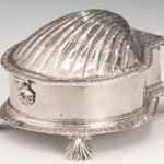 Bonhams to Auction Historical Silver Spice Box