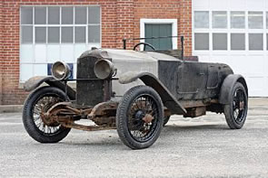Brooklands Racing Vauxhall 30-98 for Greenwich Auction