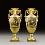 Imperial Porcelain Vases for Sotheby's Treasures Auction