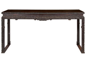 Doyle New York to Auction a Chinese Imperial Zitan Table