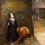 Bonhams to Auction Paintings Showing 19th Century  London Poverty