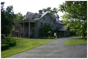 CONTENTS OF THE HISTORIC CONEWAGO MANOR INN WILL BE SOLD SAT., OCT. 23, AT AN ON-SITE UNRESERVED AUCTION IN ELIZABETHTOWN, PA