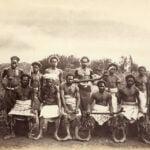 Early Photographs of Fiji for Bonhams Auction