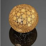 Golden Gallstone Holder for Auction at Bonhams