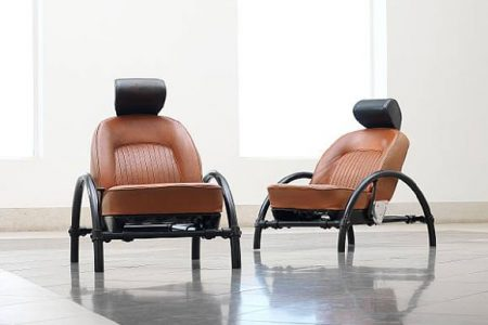 Ron Arad Rover Chairs for Bonhams Auction