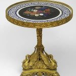 Russian Imperial Winter Palace Table for Bonhams Auction