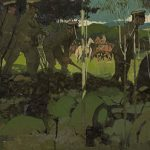 Two Important Australian Paintings Discovered And Consigned To Auction Through Christie's iPhone App