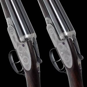 Purdey Shotguns Owned by Colonel William Stirling for Auction at Bonhams Sporting Gun Sale
