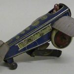 Richard Winterton to Auction Gunthermann Tinplate Aircraft Model