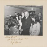 Jackie Kennedy Image for Auction at Bonhams New York