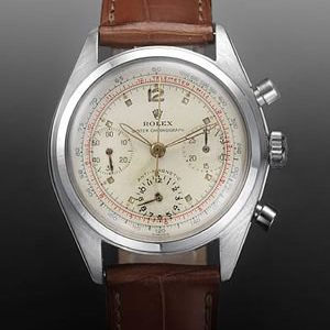 Bonhams to Auction Watches Owned by Dr George Fisher